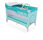 BABY DESIGN DREAM NEW ceļojumu gultiņa