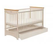 Drewex LAURA bērnu gulta ar atvilktni