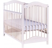 Drewex Bērnu gulta ar nolaižamu sānu JAGODA