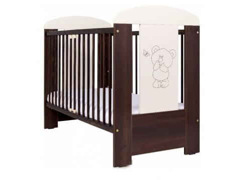 Drewex Bērnu gultiņa drop sāniem MIS