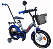SCHUMACHER KID ENERGY Bērnu velosipēds 14 collu riepām