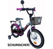 SCHUMACHER KID ENERGY Bērnu velosipēds 16 collu riepām