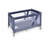 Baby Design SIMPLE NEW ceļojumu gultiņa