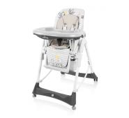 Baby Design BAMBI NEW barošanas krēsļiņš