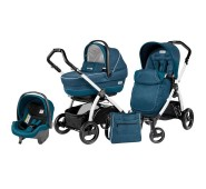 PEG PEREGO  BOOK PLUS COMPLETO 3 in 1