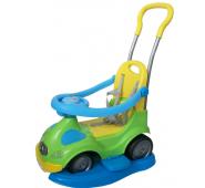 Aga Design Užsēžamā mašīna – skrejmašīna 2 IN 1 multifunkcionāla