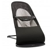 BabyBjorn Bouncer Balance BLACK/GREY, MESH