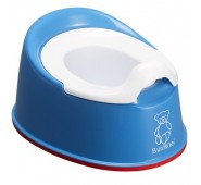 Baby Bjorn Smart Potty BLUE Podiņš berniem
