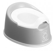 Baby Bjorn Smart Potty GREY Podiņš berniem