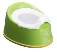 Baby Bjorn Smart Potty GREEN Podiņš berniem