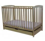 BAMBI Bērnu gultiņa ar atvilktni