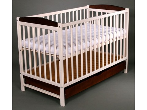 OLA MIX Bērnu gultiņa ar atvilktni