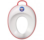 Tualeto dangtis TOILET TRAINER WHITE/RED