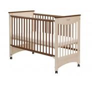 MOCCA Bērnu gultiņa Drop sāniem
