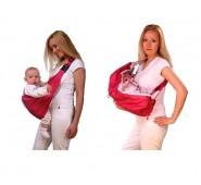 WOMAR Ķengursoma paredzēta bērniem no dzimšanas brīža (ar svaru līdz 13 kg).