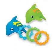 Munchkin vannas rotaļlieta Delfīnu spēle