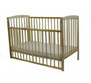 BAMBI Bērnu gultiņa drop sāniem
